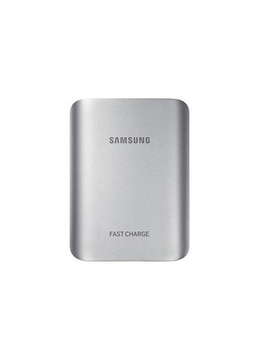 Samsung 10200 Mah Fast Charger Taþinabilir Þarj Cihazi Gümüþ Hizli Þarj - Eb-Pg935Bsegww Gümüş